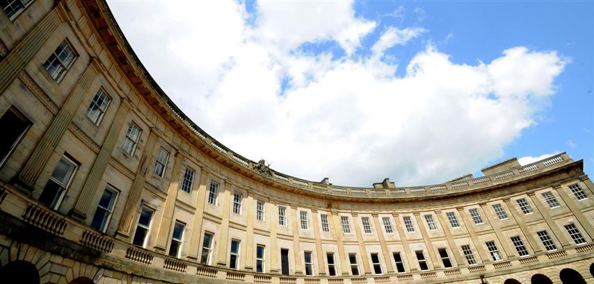 The Buxton Crescent and Thermal Spa Heritage Trust Experience