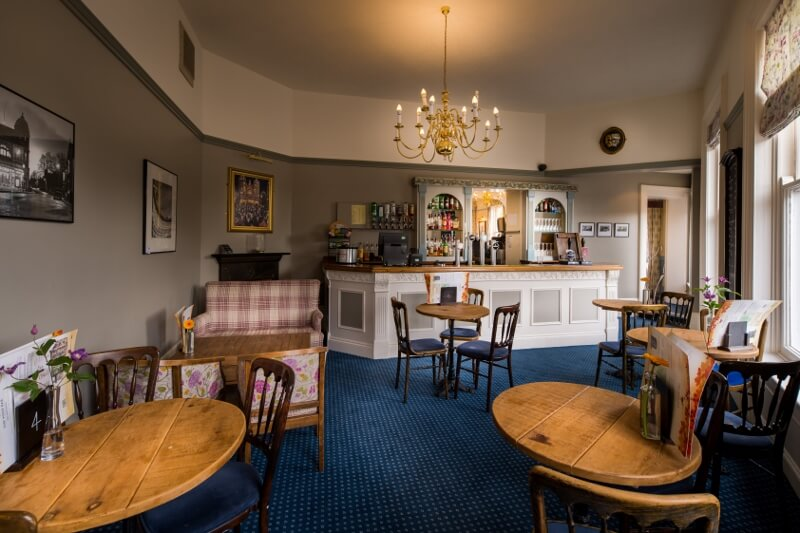 Theatre Bar at the Old Hall Hotel