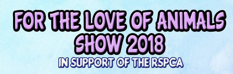 For the Love of Animals Show 2018