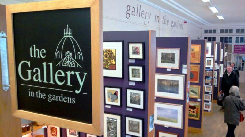 The Gallery in The Gardens