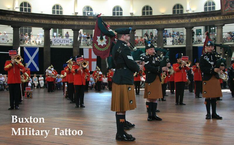 Buxton Military Tattoo