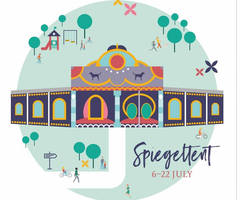 Introducing the Spiegeltent