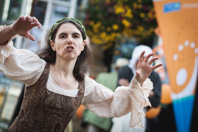 Buxton Drama League's Shakespeare Jukebox 2014