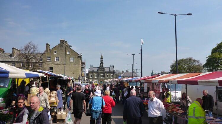 Buxton Markets