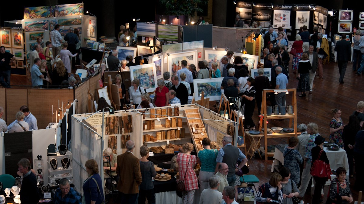 Arts, Crafts & Jewellery Fairs