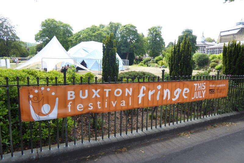 Festival Fringe in Full Swing