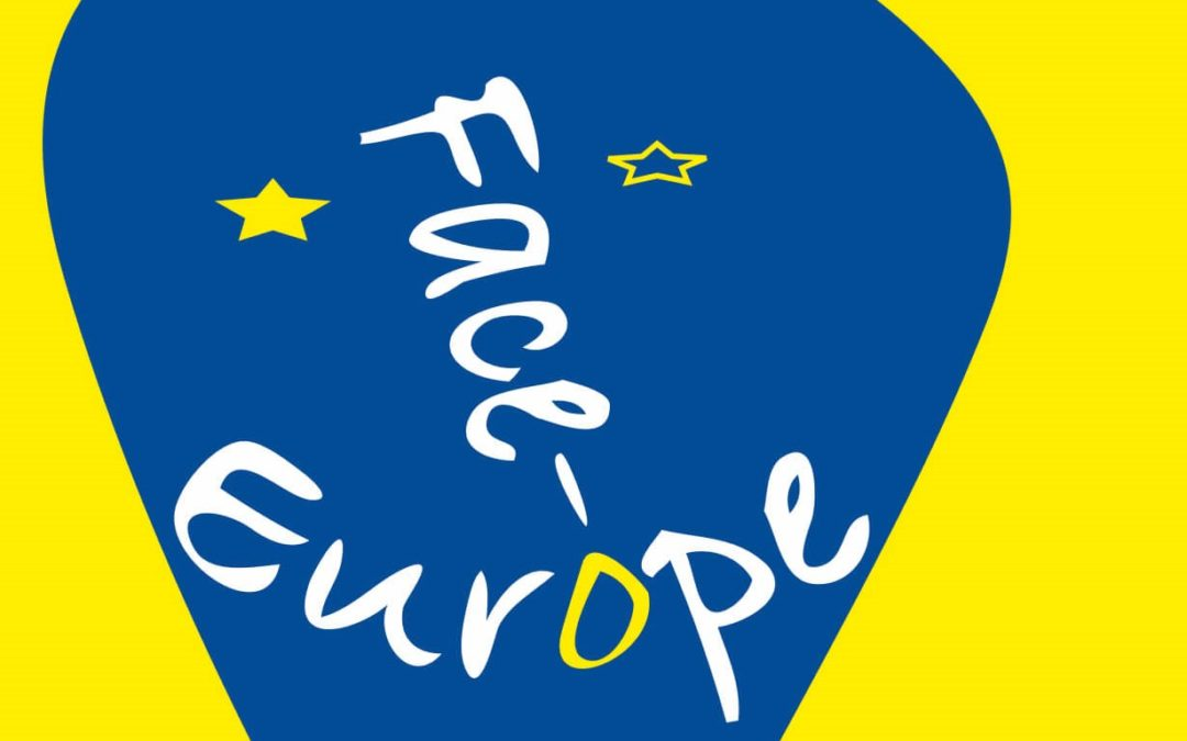 Face Europe art project comes to Buxton