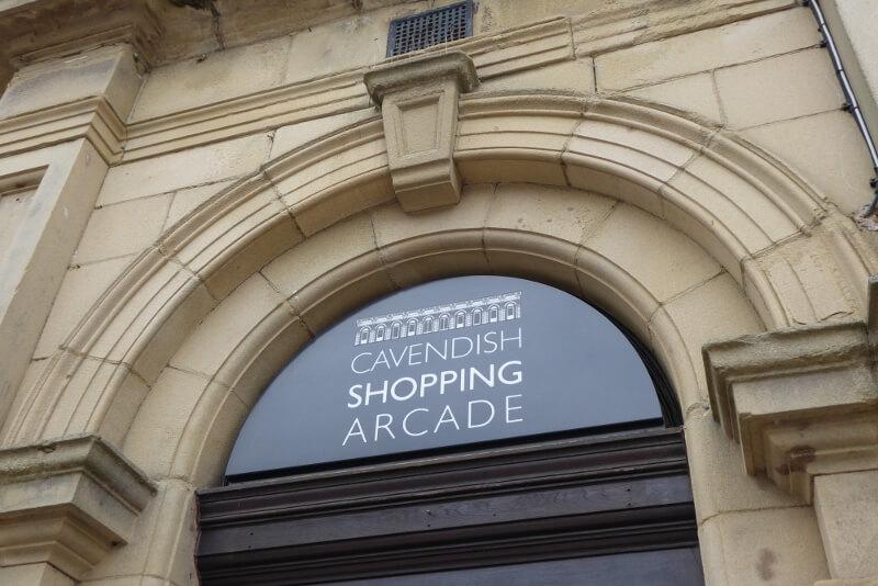 Cavendish Arcade Visit Buxton